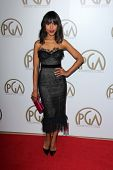 Kerry Washington at the 24th Annual Producers Guild Awards, Beverly Hilton, Beverly Hills, CA 01-26-