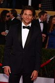 Bradley Cooper at the 19th Annual Screen Actors Guild Awards Arrivals, Shrine Auditorium, Los Angele