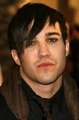 LOS ANGELES - NOVEMBER 21: Pete Wentz at the 34th Annual American Music Awards at Shrine Auditorium November 21, 2006 in Los Angeles, CA