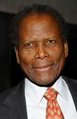 Sidney Poitier at the Billy Wilder Theater Opening Tribute. Hammer Museum, Westwood, California. Dec