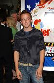 HOLLYWOOD - JULY 26: Frankie Muniz at the Premiere Of