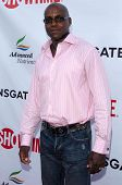 HOLLYWOOD - JULY 19: Carl Lewis at the season two premiere of