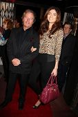 John Savage, Blanca Blanco at the Opening Night of
