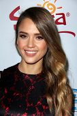 Jessica Alba at the
