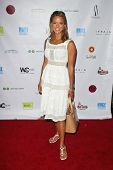 SANTA MONICA - JULY 23: Eva La Rue at the Sexy Summer Soire Party hosted by H.U.G.E benefiting Heal