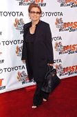 STUDIO CITY, CA - AUGUST 13: Carrie Fisher at