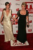 HOLLYWOOD - AUGUST 27: Melissa Rivers and Joan Rivers at the TV Guide Emmy After Party August 27, 2006 in Social, Hollywood, CA.