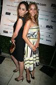 BEVERLY HILLS - JULY 15: Jennifer Leeser and Vinka Pasos at the Principality of Lichtenstein's 200th