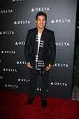 Mario Lopez at Delta Airline's Celebration of LA's Music Industry, Getty House, Los Angeles, CA 02-07-13
