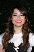 Miranda Cosgrove at the Topshop Topman LA Opening Party, Cecconis, West Hollywood, CA 02-13-13