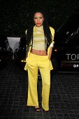 Savi at the Topshop Topman LA Opening Party, Cecconis, West Hollywood, CA 02-13-13