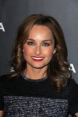 Giada De Laurentiis at Delta Airline's Celebration of LA's Music Industry, Getty House, Los Angeles,