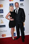 Kelsey Grammer, Kayte Walsh at the 2013 Clive Davis And Recording Academy Pre-Grammy Gala, Beverly H