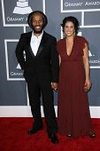 Ziggy Marley at the 55th Annual GRAMMY Awards, Staples Center, Los Angeles, CA 02-10-13