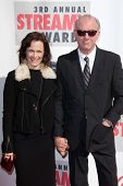 Sarah Clarke, Xander Berkeley at the 3rd Annual Streamy Awards, Hollywood Palladium, Hollywood, CA 0