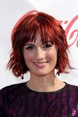 Alison Haislip at the 3rd Annual Streamy Awards, Hollywood Palladium, Hollywood, CA 02-17-13