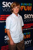 HOLLYWOOD - JULY 11: Haley Joel Osment at ESPN The Magazine's