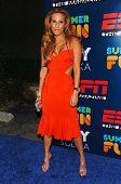HOLLYWOOD - JULY 11: Bonnie Jill Laflin at ESPN The Magazine's