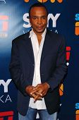 HOLLYWOOD - JULY 11: Sugar Ray Leonard at ESPN The Magazine's