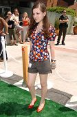 CULVER CITY - JULY 22: Erin Sanders at the