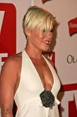 HOLLYWOOD - AUGUST 27: Pink at the TV Guide Emmy After Party at Social August 27, 2006 in Hollywood, CA.