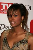 HOLLYWOOD - AUGUST 27: Aisha Tyler at the TV Guide Emmy After Party at Social August 27, 2006 in Hollywood, CA.