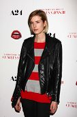 Agyness Deyn at the Premiere Of