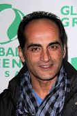 Navid Negahban at the Global Green USA's 10th Annual Pre-Oscar Party, Avalon, Hollywood, CA 02-20-13