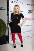 Natasha Bedingfield at the Hollywood Reporter Celebration for the 85th Academy Awards Nominees, Spag