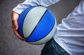 The Guy And His Basketball