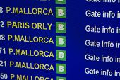 Fly To Mallorca.