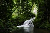 Monasterio De Piedra Waterfall