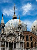 Cathedral of San Marco, Venice - Piazza San Marco, Italy.