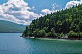 The Lake In Mavrovo