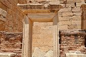 foto of libya  - Libya Tripoli Leptis Magna Roman City UNESCO World Heritage Site - JPG