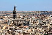 City of Toledo. Castilla-la Mancha, Spain