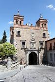 Puerta Del Cambron In Toledo, Spain