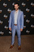 LOS ANGELES - JUL 15:  Charlie Weber at the ABC July 2014 TCA at Beverly Hilton on July 15, 2014 in
