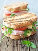 Grilled Sandwiches