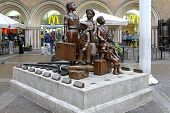 Kindertransport Memorial London