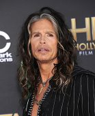 LOS ANGELES - NOV 14:  Steven Tyler arrives to the The Hollywood Film Awards 2014 on November 14, 2014 in Hollywood, CA