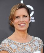 LOS ANGELES - NOV 14:  Kim Dickens arrives to the The Hollywood Film Awards 2014 on November 14, 2014 in Hollywood, CA