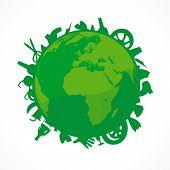 Ecology land