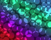 Colorful Bokeh Texture Background