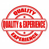 Quality And Ecperience