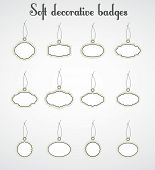 0_soft Decorative Badges.