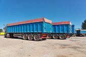 Trucks With Grain