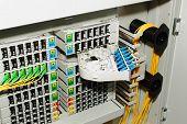 Fiber Optic Cable Management System