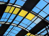 Modern art of roof