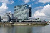 Dusseldorf, Germany - September 14, 2014 The Hotel Hyatt Regency
